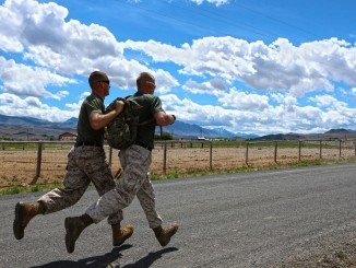 Soldiers Runners